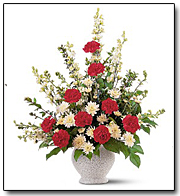 Vivid Sentiments Arrangement