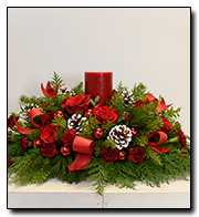 Spirit of the Season Centerpiece